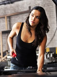 Michelle Rodriguez Will Return for Fast and Furious 9 After Studio Hires Female Writer Michelle Rodriguez, Fast And Furious, The Furious, Vin Diesel, Paul Walker, Gal Gadot, I Look To You, Beautiful People, Beautiful Women