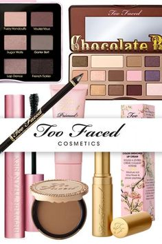 Too Faced Cosmetics founder Jerrod Blandino began his journey to launching the ultra-feminine brand while working at an Estée Lauder counter in the '90s. #TooFaced #Beauty