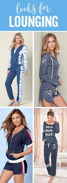 Perfect looks for lounging around Lounge Outfit 218ba1c60