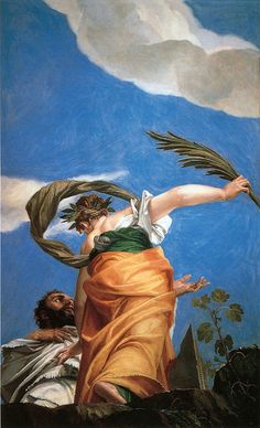 Triumph of Virtue Over Vice by Paolo Veronese