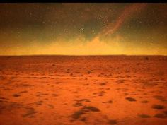 Desert night Relaxing music -Soundscapes