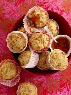 Whole Grain Breakfast Muffins