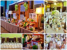Fausto and Aisa's Wedding @ Crosswinds Tagaytay - December 26, 2015