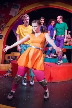 BWW Review: SCHOOLHOUSE ROCK LIVE! Rocks at the Coterie