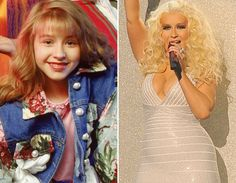 """""""Mickey Mouse Club"""" Cast: Then & Now 