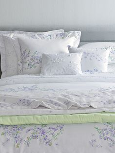 Pin Your Style by Pioneer Linens. Home Decor Inspirations. Etrebleu Bed Linens by Yves Delorme.