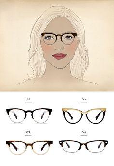 1. Warby Parker, $145 / 2. Warby Parker, $145 / 3. Warby Parker, $145 / 4. Warby Parker, $145