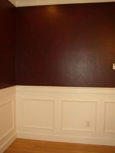 R. A. Sigovich Design & Build Interiors - Wainscoting