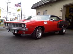 1971 Barracuda
