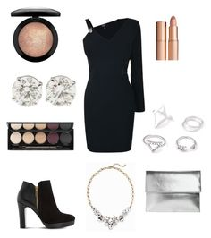 """""""best date ever"""" by r-bye ❤ liked on Polyvore featuring Versus, Dune, Boohoo, Charlotte Tilbury, MAC Cosmetics, Old Navy and Witchery"""
