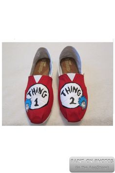 Thing 1 & thing 2 toms