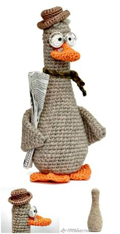 Crochet Amigurumi - 225 Free Crochet Amigurumi Patterns - Page 2 of 4 - DIY & Crafts