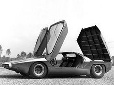 Alfa Romeo Carabo Concept Car by Auto Clasico