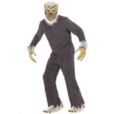 Costume homme loup garou