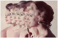 John Rawlings | Six faces in profile 1959