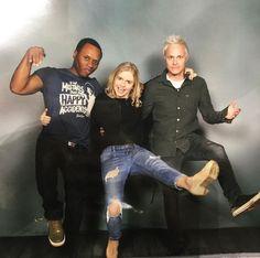 Malcolm, Rose and David #izombie