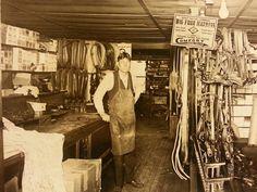 Frank J. Zalusky Shoes and Shoe Repair - Luethmers