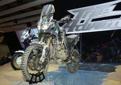 2015 Honda Africa Twin: Finally An ADV Bike Built For Dirt