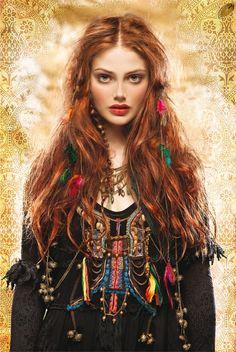 Elisabeth Wheatley: Amira, if she had been raised Istovari