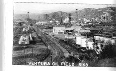 Ventura oil fields