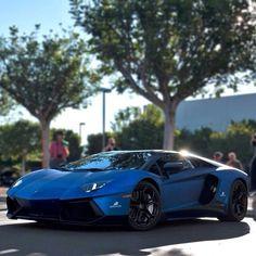 Beautiful Lamborghini Aventador LP700