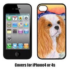 Cavalier Spaniel Cell Phone cover IPHONE4