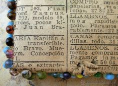 ANTIGUO JUEGO - BONIS - ALFILERES DE COLORES - VINTAGE ORIGINAL - RECORTES PERIÓDICOS - CURIOSIDAD - Foto 4