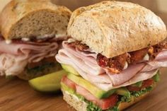 Southwestern Club Sandwich Recipe
