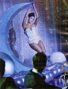 CNN profiles RuPaul's Drag Race alum, future supermodel Carmen Carrera! (Photo by Steven Meisel for W Magazine)