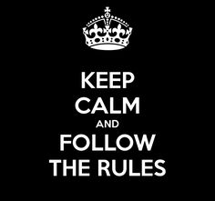 Keep Calm and Follow the Official Rules for Your Next Sweepstakes