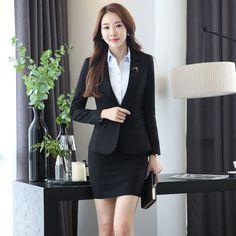 100% Brand New Fashion Design Office Lady Formal Women Suits ( Blazer + Skirt ) Color: Grey, Black Material: Blazer Fiber + Cotton Chinese Size: S, M, L, XL, XXL,XXXL Package included: 1 X Women Skirt Suits ( Blazer + Skirt ) Size information Unit: CM please note 1cm=0.39inch tile measurement error is normal 1-3CM … … Continue reading →