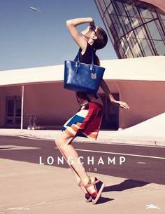 Campagne Longchamp Hiver 2013 2014