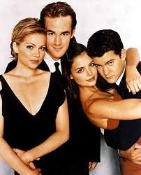 Dawsons Creek - True Story: I have a signed copy of this picture. Best gift ever. :)