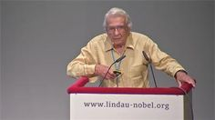 65 Nobel Laureates meet 650 young scientists covering the fields of physiology and medicine, physics, and chemistry, 28 June – 3 July, 2015, Lindau & Mainau Island, Germany.