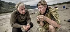 Alaskan Wilderness comes to Urban Germany: Till Lindemann and Joey Kelly show pictures from their upcoming book, Yukon, in Frankfurt. Meet Till Lindemann and Joey Kelly at the Frankfurt Book Fair 2017 on October 14, 2017 at 14:00 More info about the project and signing session at => http://www.yukon-bildband.de/ #Yukon #NatGeo #Update #Signing
