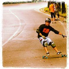 #loaded #longboard #skate #sport # me # downhill #Padgram