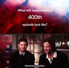 Supernatural's 400th episode