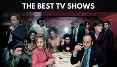 The 50 Best TV Shows of All Time