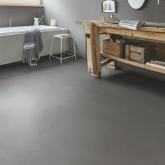 5 benefits to Livyn Ambient Glue Plus. Ambient Glue+ is a collection of extra durable vinyl tiles specifically designed for glue down installation. As it is waterproof, there's no need to worry about spillages! Pvc Vinyl Flooring, Types Of Wood Flooring, Solid Wood Flooring, Quick Step Flooring, Sol Pvc, Deco Addict, Luxury Flooring, Architecture, Crates