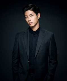 Park Bo Gum. Your face though! I'm done. It's over.