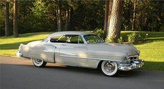1950 CADILLAC SERIES 62 2 DOOR HARDTOP #cadillac #americancars #classiccars