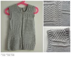 scamiciato a maglia  www.mompatchwork.blogspot.it