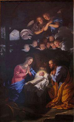 Philippe de Champaigne, The Nativity
