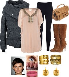 """""""sometimes..."""" by theranna ❤ liked on Polyvore"""