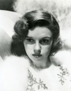 Young Judy Garland, early 1940s