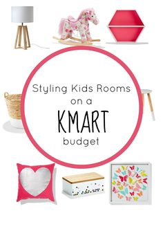 Glamour Coastal Living: Styling Kids Rooms on a Kmart Budget - Modern Kids Rooms, Kids Bedroom, Bedroom Ideas, Kmart Home, Kmart Decor, Coastal Living Rooms, Inspiration For Kids, Kids Corner, Little Girl Rooms