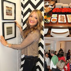 Housewarming Party tips from Sabrina Soto...she's my favorite!
