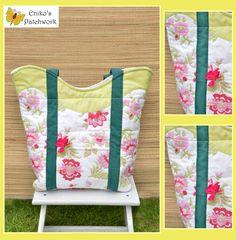 Summer flower bag
