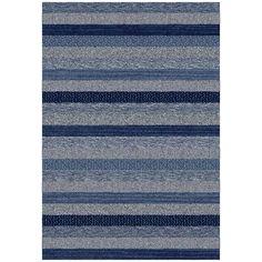 Dynamic Rugs Infinity 32743-5237 Blue Rug