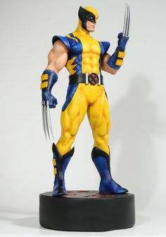 Astonishing Wolverine – Estátua Marvel Bowen Designs
